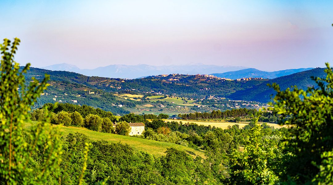 Let's begin YOUR Umbria, Italy Story