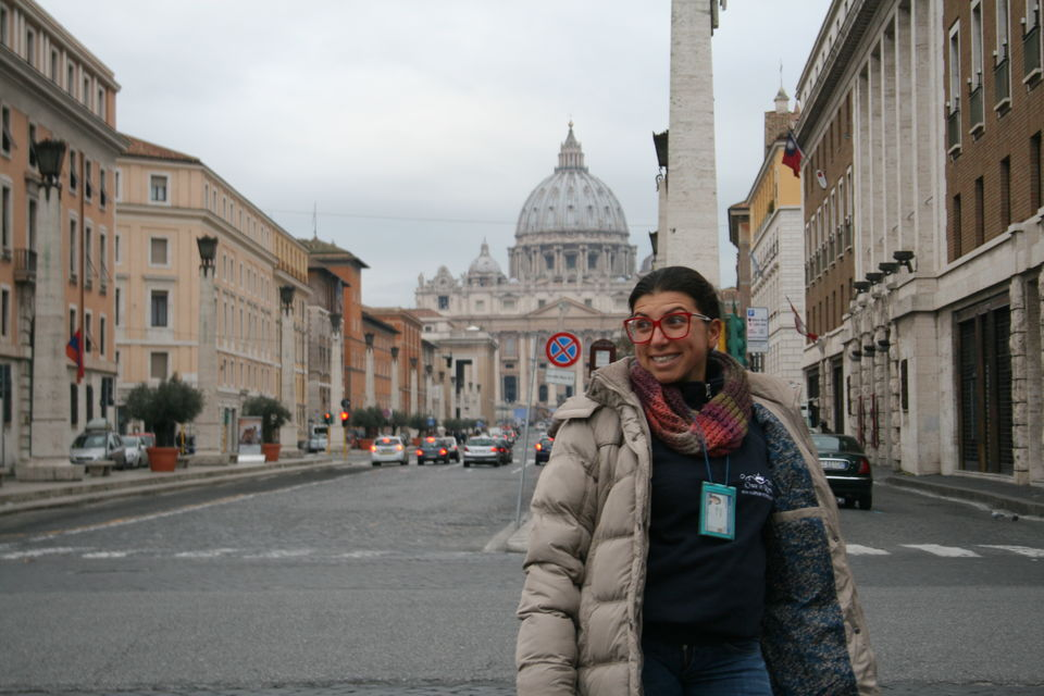 Our Interview with Eva Polino, Tour Business Owner in Rome, Italy